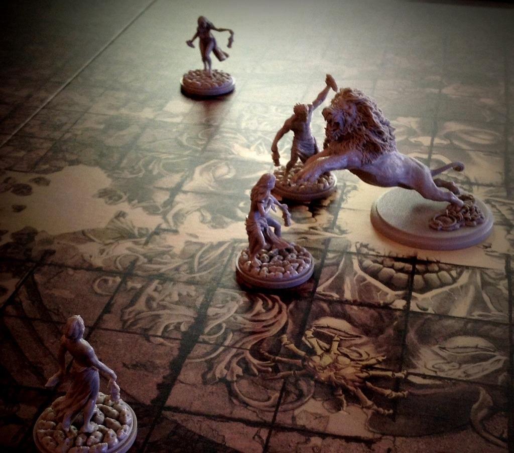 اولین مصاف در بازی Kindom Death - بازی محبوب نیک