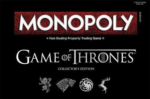 مونوپولی : نسخه بازی تاج و تخت!