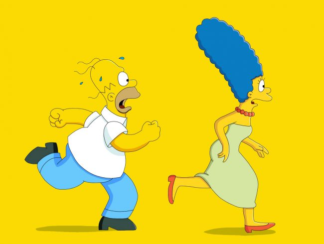 homer_simpson_and_marge_simpson_run_by_spartandragon12-d6w3kz8