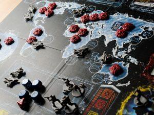 نمایی از بازی XCOM