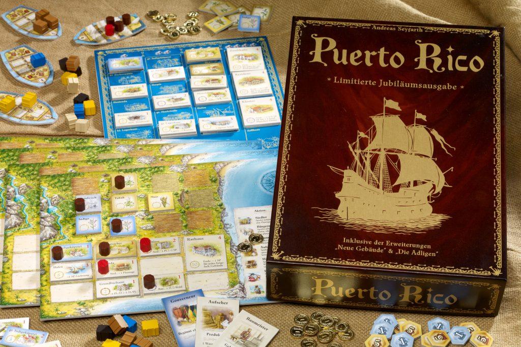 نمایی از بازی پورتوریکو (نسخه ویژه سالگرد انتشار)