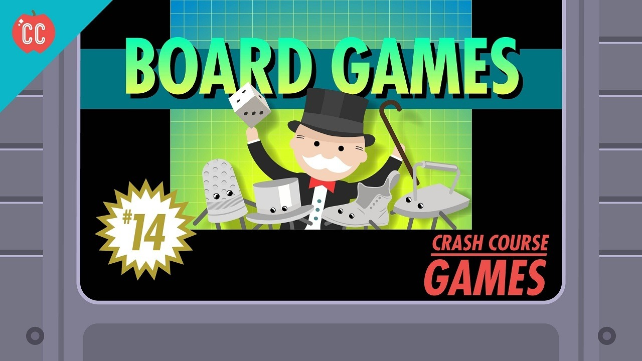 crash course board games