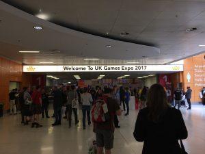 UK Games Expo 2017