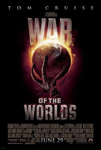 پوستر فیلم سینمایی «جنگ جهانها»